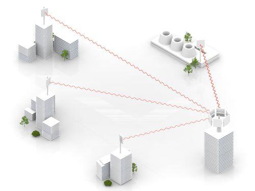 Создание сетей точка-многоточка. Решения от Ubiquiti Networks.