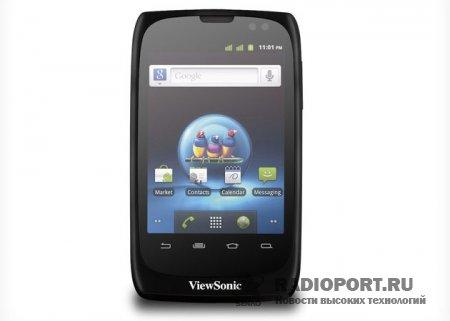 ViewSonic ViewPhone 3 - Двухсимочный смартфон