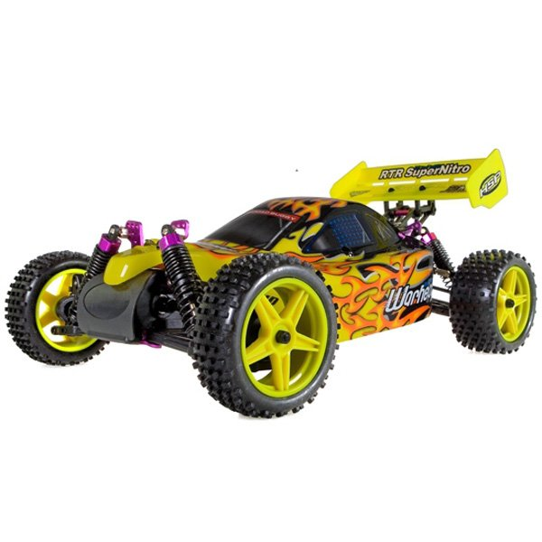Багги HSP 4WD Nitro Off-road Buggy