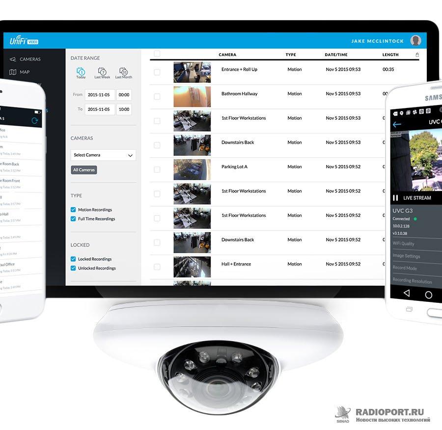 Video Camera G3 dome. Постоянный контроль.
