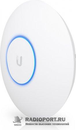 UniFi AP AC HD. Скорость и стабильность.
