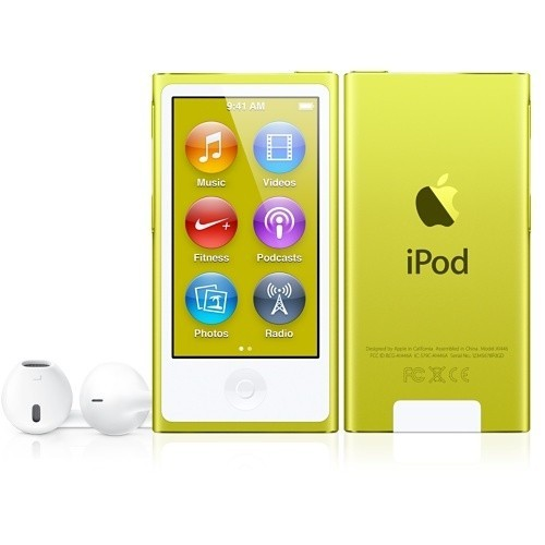iPod nano 7G 16GB MD476RU/A Yellow