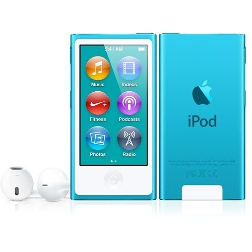 iPod nano 7G 16GB MD477RU/A Blue