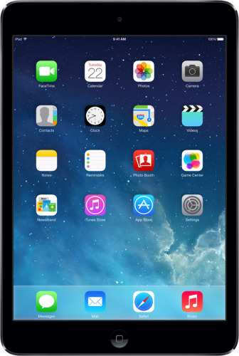 iPad mini 2 32GB Wi-Fi Space Gray ME277RU/A