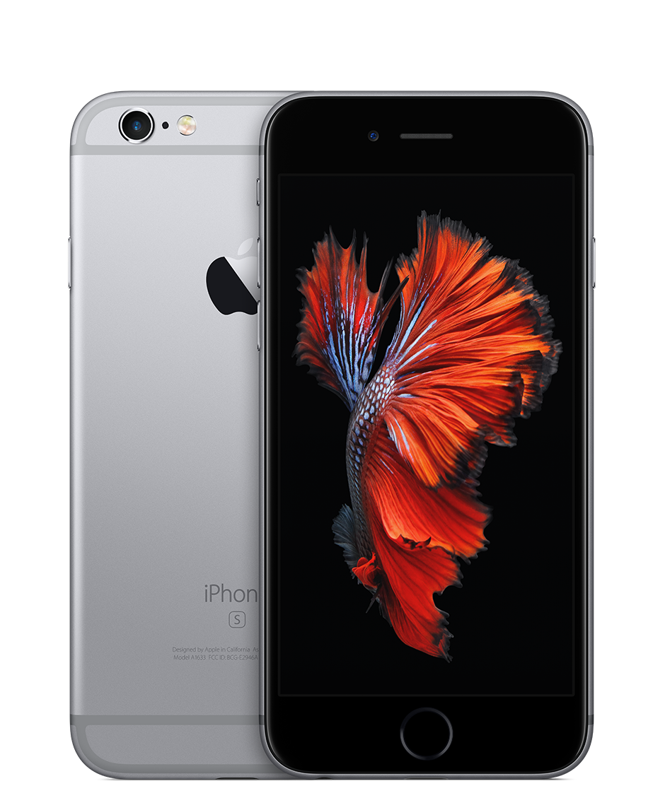 iPhone 6s 64Gb Space Gray MKQN2RU/A