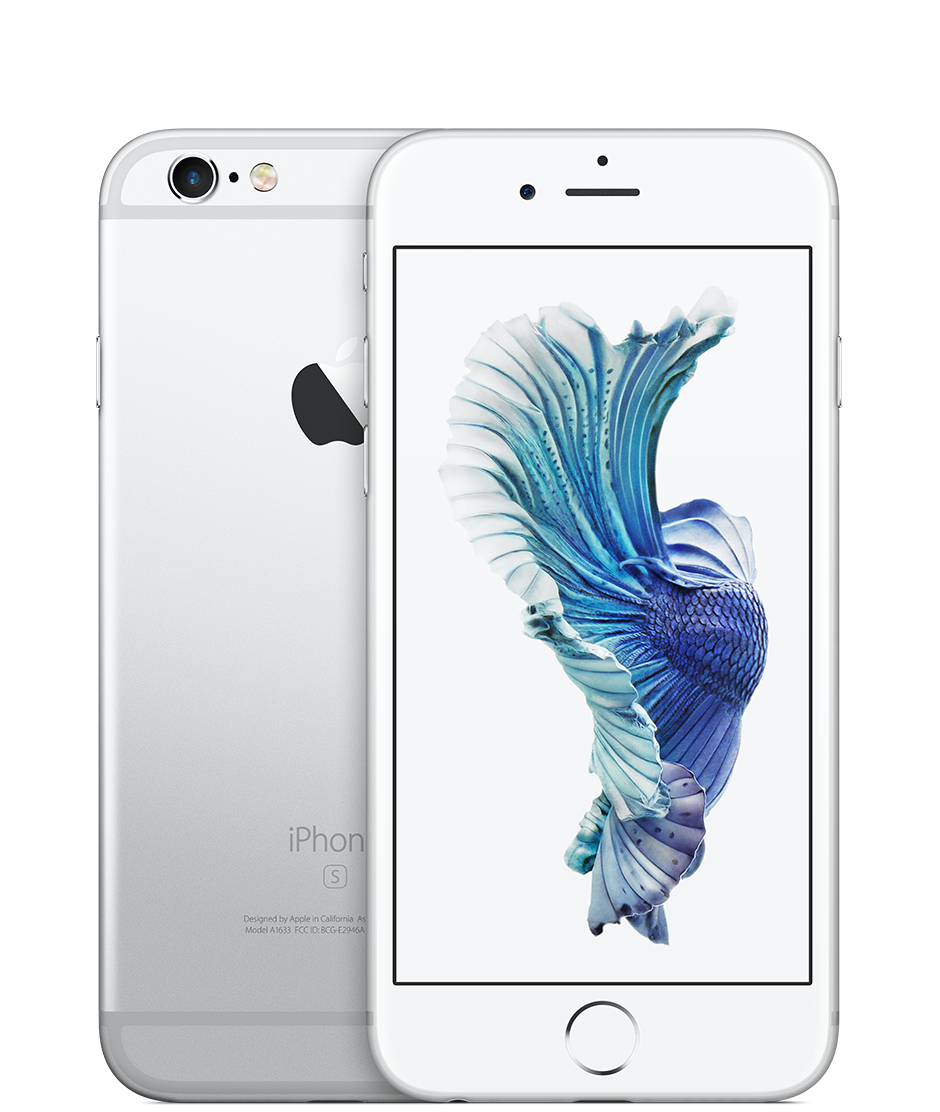 iPhone 6s 128Gb Silver MKQU2RU/A