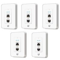 UniFi AP in Wall 5 pack