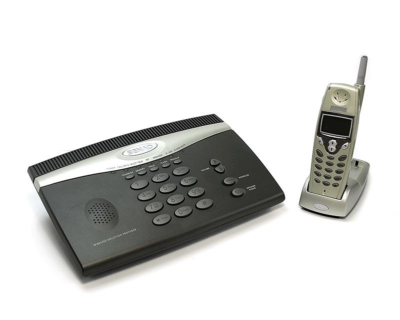 Радиотелефон дальнего действия